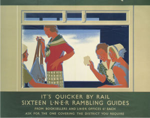 LNER Rambling Guides by National Railway Museum