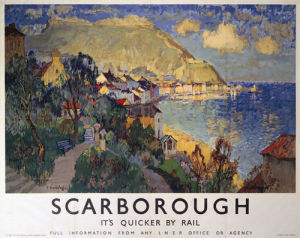 Scarborough - Bay by National Railway Museum