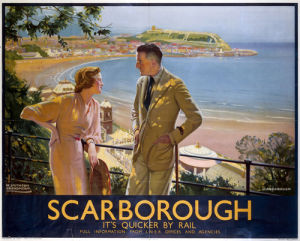 Scarborough - View by National Railway Museum