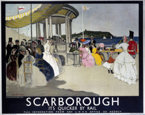 Scarborough - In Grandmothers Day by National Railway Museum