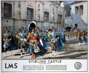 Stirling Castle by National Railway Museum