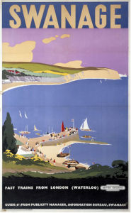 Swanage by National Railway Museum