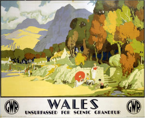 Wales - Scenic Grandeur by National Railway Museum