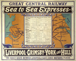 Sea to Sea Expresses - Timetable by National Railway Museum