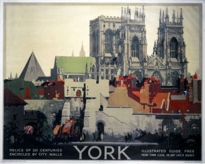 York - City Walls by National Railway Museum