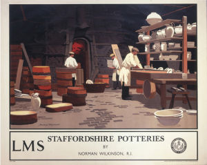 Staffordshire Potteries by National Railway Museum