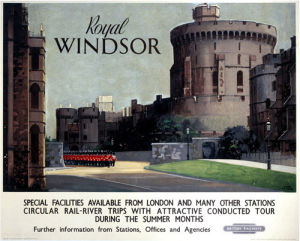 Royal Winsor - Castle Guards by National Railway Museum