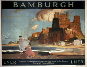 Bamburgh - Castle by National Railway Museum