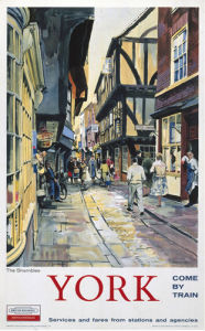 York - The Shambles II by National Railway Museum
