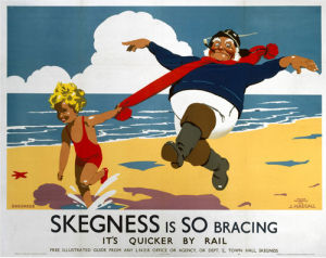 Skegness is So Bracing II by National Railway Museum