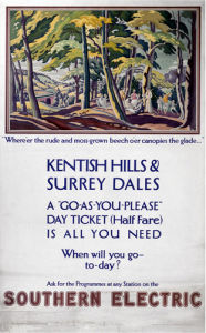 Kentish Hills and Surrey Dales by National Railway Museum