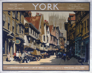 York - Walled City by National Railway Museum
