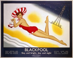 Blackpool - Gay and Bright by National Railway Museum