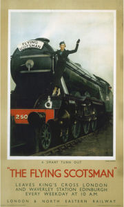 Flying Scotsman - Smart Turn Out by National Railway Museum