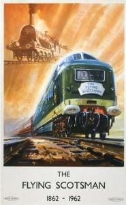 Flying Scotsman - 1862-1962 by National Railway Museum