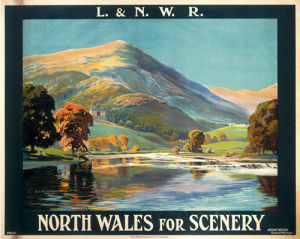 North Wales for Scenery by National Railway Museum