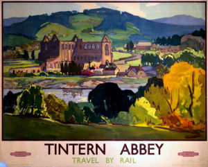 Tintern Abbey by National Railway Museum