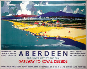 Aberdeen - Gateway to Royal Deeside II by National Railway Museum