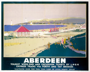 Aberdeen - Tickets by National Railway Museum