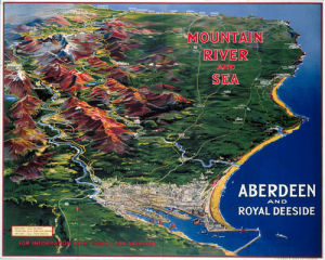 Aberdeen and Royal Deeside by National Railway Museum