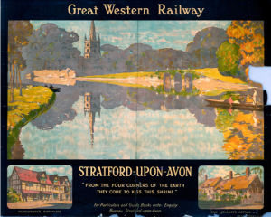 Stratford-upon-Avon by National Railway Museum