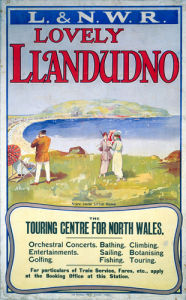 Lovely Llandudno by National Railway Museum