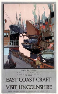 East Coast Craft - North Sea Trawlers by National Railway Museum