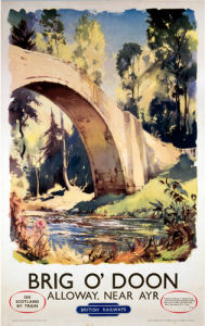 Brig o'Doon, Alloway by National Railway Museum