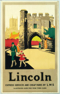 Lincoln by National Railway Museum