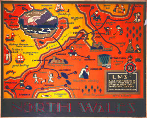 North Wales by National Railway Museum