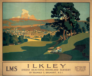 Ilkley by National Railway Museum