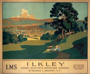 Ilkley by National Railway Museum