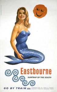 Eastbourne - Mermaid by National Railway Museum