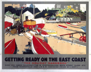 Getting Ready on the East Coast - Holiday Handbook by National Railway Museum