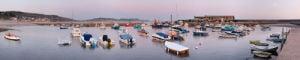 Lyme Regis II by Richard Osbourne