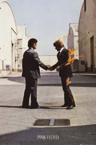 Pink Floyd - Wish You Were Here by Anonymous