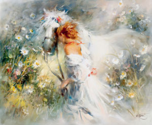 White Dream by Willem Haenraets