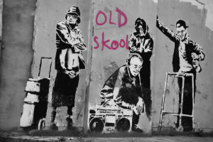 Banksy - Clerkenwell by Panorama London