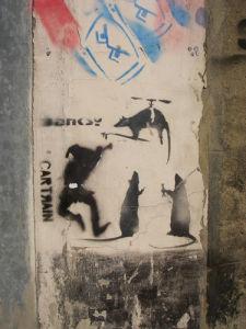 Banksy - Whitechapel 2 by Panorama London
