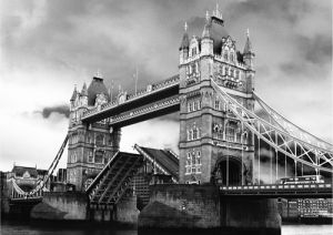 Tower Bridge Open by Panorama London