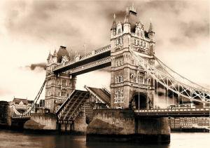 Tower Bridge Open 2 by Panorama London