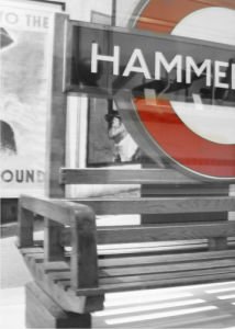 Tube Seat by Panorama London