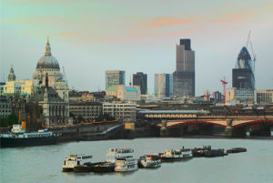 Waterloo Sunset by Panorama London