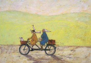 Grand Day Out by Sam Toft