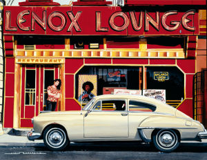 Lenox Lounge by Alain Bertrand