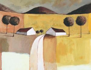 Harvest Gold by Derek Melville