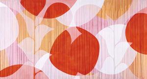 Mandarin Interplay by Sarah Leslie