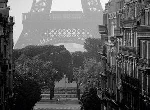 Eiffel Tower, Paris by Pete Seaward