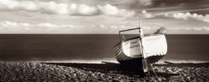 Jill Anne, Dunwich, Suffolk by Rod Edwards