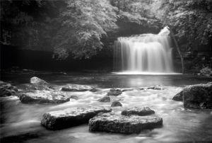 West Burton Falls, Yorkshire by Rod Edwards